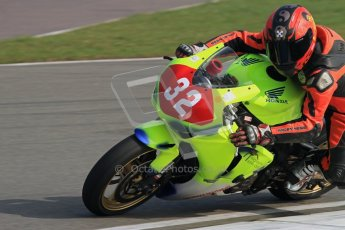 © Octane Photographic Ltd. Thundersport – Donington Park -  24th March 2012. Morello Services Thundersport GP1 / Superstock 1000, Alan Singh. Digital ref : 0258lw7d2504