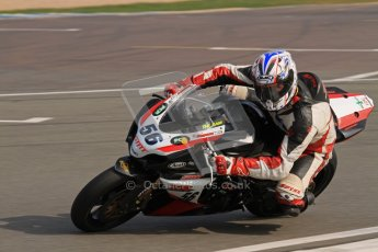 © Octane Photographic Ltd. Thundersport – Donington Park -  24th March 2012. Morello Services Thundersport GP1 / Superstock 1000, John Ingram. Digital ref : 0258lw7d2606