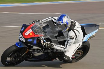 © Octane Photographic Ltd. Thundersport – Donington Park -  24th March 2012. Morello Services Thundersport GP1 / Superstock 1000, Ross Dunning. Digital ref : 0258lw7d2644