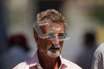 © 2012 Octane Photographic Ltd. European GP Valencia - Sunday 24th June 2012 - F1 Paddock. Eddie Jordon. Digital Ref : 0373lw7d2670