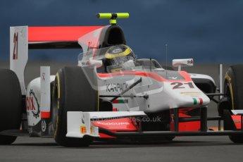 © 2012 Octane Photographic Ltd. European GP Valencia - Friday 22nd June 2012 - GP2 Practice - Rapax - Daniel de Jong. Digital Ref : 0369lw7d0278