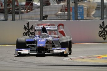 © 2012 Octane Photographic Ltd. European GP Valencia - Saturday 23rd June 2012 - GP2 Race 1 - Trident Racing - Stephane Richelmi. Digital Ref : 0372lw7d2066