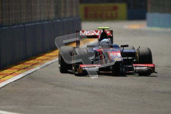 © 2012 Octane Photographic Ltd. European GP Valencia - Saturday 23rd June 2012 - GP2 Race 1 - iSport International - Jolyon Palmer. Digital Ref : 0372lw7d2315