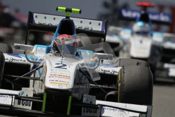 © 2012 Octane Photographic Ltd. European GP Valencia - Saturday 23rd June 2012 - GP2 Race 1 - Barwa Addax team - Josef Kral. Digital Ref : 0372lw7d2560