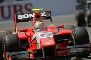 © 2012 Octane Photographic Ltd. European GP Valencia - Saturday 23rd June 2012 - GP2 Race 1 - Arden International - Luiz Razia. Digital Ref : 0372lw7d2602