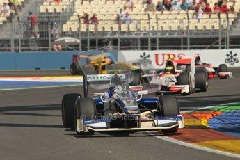 © 2012 Octane Photographic Ltd. European GP Valencia - Sunday 24th June 2012 - GP2 Race 2 - Trident Racing - Julian Leal. Digital Ref : 0375lw1d6138