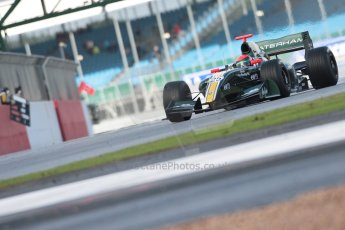 © Chris Enion/Octane Photographic Ltd. Formula Renault 3.5 Qualifying 1 – Silverstone. Saturday 25th August 2012. Alexander Rossi - Arden Caterham. Digital ref : 0469ce1d0271