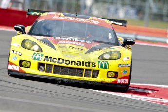 © Chris Enion/Octane Photographic Ltd. FIA WEC Free practice 3 – Silverstone. Saturday 25th August 2012. Chevrolet Corvette C6 ZR1 - Larbre Competition. Patrick Bornhauser. Digital ref : 0470ce1d0001