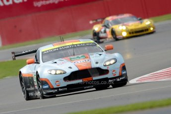 © Chris Enion/Octane Photographic Ltd. FIA WEC Qualifying – Silverstone. Saturday 25th August 2012. Aston Martin V8 Vantage - Aston Martin Racing (Stefan Mucke, Darren Turner and Adrian Fernandez). Digital ref : 0471ce1d0022