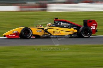 © Chris Enion/Octane Photographic Ltd. Formula Renault 3.5 Qualifying 2 – Silverstone. Saturday 25th August 2012. Digital ref : 0472ce1d0417