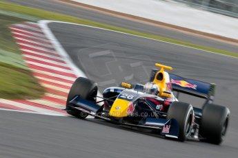 © Chris Enion/Octane Photographic Ltd. Formula Renault 3.5 Qualifying 2 – Silverstone. Saturday 25th August 2012. Antonio Felix da Costa - Arden Caterham. Digital ref : 0472ce1d0505