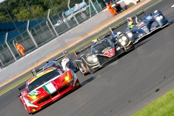 © Chris Enion/Octane Photographic Ltd. FIA WEC Race – Silverstone. Sunday 26th August 2012. Digital ref : 0476ce1d0052