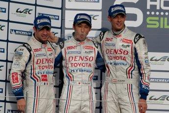 © Chris Enion/Octane Photographic Ltd. FIA WEC Podium – Silverstone. Sunday 26th August 2012. Digital ref : 0477ce1d0127