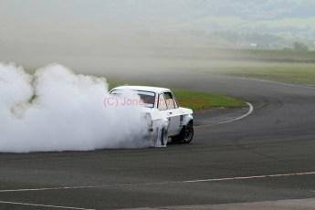 © Jones Photography 2012. 2nd June 2012 - Ford Escort MK2, Pembrey, Welsh Motorsport Festival. Digital Ref : 0366CJ0706