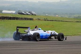 © Jones Photography 2012. 2nd June 2012 - Rupert Svendsen-Cook, Double R Formula 3, 2012 Dallara, Pembrey, Welsh Motorsport Festival. Digital Ref : 0366CJ1086