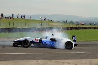 © Jones Photography 2012. 2nd June 2012 - Rupert Svendsen-Cook, Double R Formula 3, 2012 Dallara, Pembrey, Welsh Motorsport Festival. Digital Ref : 0366CJ1098