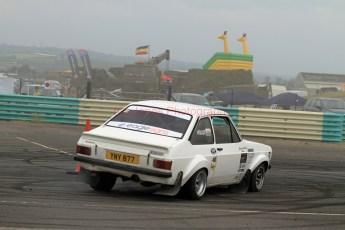 © Jones Photography 2012. 2nd June 2012 - Ford Escort MK2, Pembrey, Welsh Motorsport Festival. Digital Ref : 0366CJ2004