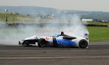 © Jones Photography 2012. 2nd June 2012 - Rupert Svendsen-Cook, Double R Formula 3, 2012 Dallara, Pembrey, Welsh Motorsport Festival. Digital Ref : 0366CJ2328