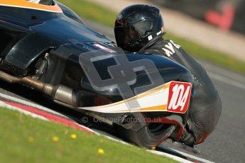 © Octane Photographic Ltd. Wirral 100, 28th April 2012. ACU/FSRA British F2 Sidecars Championship. Frank Lelias/Mike Aylott - LCR Suzuki. Free Practice.  Digital ref : 0310cb1d4298