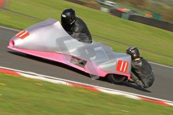 © Octane Photographic Ltd. Wirral 100, 28th April 2012. ACU/FSRA British F2 Sidecars Championship. Peter Alton/Keith Brotherton - OTC Baker. Free Practice.  Digital ref : 0310cb7d8748