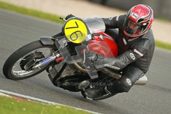 © Octane Photographic Ltd. Wirral 100, 28th April 2012. Classic bikes, 125ccGP and F125, Free practice. Digital ref : 0304cb1d3901