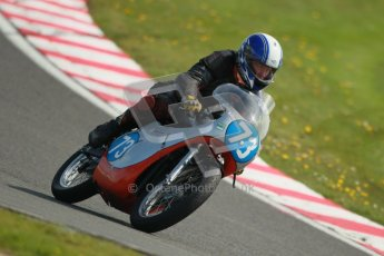 © Octane Photographic Ltd. Wirral 100, 28th April 2012. Classic bikes, 125ccGP and F125, Qualifying race. Digital ref : 0304cb1d4654