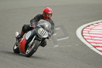 © Octane Photographic Ltd. Wirral 100, 28th April 2012. Classic bikes, 125ccGP and F125, Qualifying race. Digital ref : 0304cb1d4709