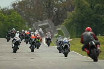 © Octane Photographic Ltd. Wirral 100, 28th April 2012. Classic bikes, 125ccGP and F125, Qualifying race. Digital ref : 0304cb1d4714