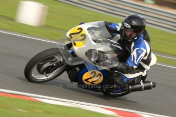 © Octane Photographic Ltd. Wirral 100, 28th April 2012. Classic bikes, 125ccGP and F125, Free practice. Digital ref : 0304cb7d8487