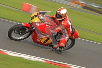 © Octane Photographic Ltd. Wirral 100, 28th April 2012. Classic bikes, 125ccGP and F125, Free practice. Digital ref : 0304cb7d8495