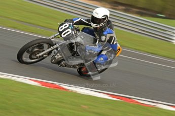 © Octane Photographic Ltd. Wirral 100, 28th April 2012. Classic bikes, 125ccGP and F125, Free practice. Digital ref : 0304cb7d8506