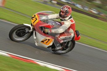 © Octane Photographic Ltd. Wirral 100, 28th April 2012. Classic bikes, 125ccGP and F125, Free practice. Digital ref : 0304cb7d8517