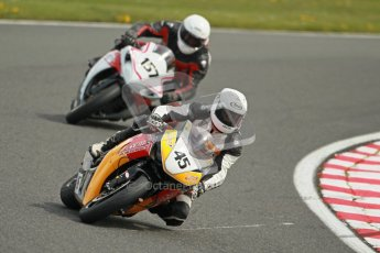 © Octane Photographic Ltd. Wirral 100, 28th April 2012. Powerbikes. Qualifying race. Digital ref : 0305cb1d4719