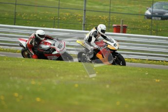 © Octane Photographic Ltd. Wirral 100, 28th April 2012. Powerbikes. Qualifying race. Digital ref : 0305cb1d4766