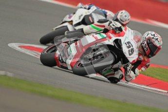 © Octane Photographic Ltd. World Superbike Championship – Silverstone, 1st Free Practice. Friday 3rd August 2012. Digital Ref : 0443cb1d0175