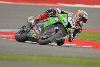 © Octane Photographic Ltd. World Superbike Championship – Silverstone, 1st Free Practice. Friday 3rd August 2012. Digital Ref : 0443cb1d0203