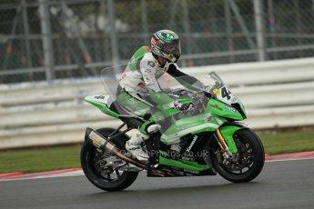 © Octane Photographic Ltd. World Superbike Championship – Silverstone, 1st Free Practice. Friday 3rd August 2012. Digital Ref : 0443cb1d0353
