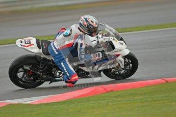 © Octane Photographic Ltd. World Superbike Championship – Silverstone, 1st Free Practice. Friday 3rd August 2012. Marco Melandri - BMW S1000 RR - BMW Motorrad Motorsport.  Digital Ref : 0443cb1d0406