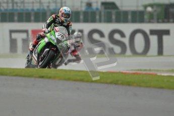 © Octane Photographic Ltd. World Superbike Championship – Silverstone, 1st Free Practice. Friday 3rd August 2012. Digital Ref : 0443cb1d0537