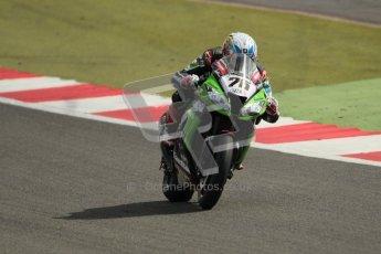 © Octane Photographic Ltd. World Superbike Championship – Silverstone, 1st Qualifying Practice. Friday 3rd August 2012. Digital Ref : 0444cb1d0982