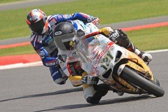 © Octane Photographic Ltd. World Superbike Championship – Silverstone, 2nd Free Practice. Saturday 4th August 2012. Digital Ref : 0446cb7d1696