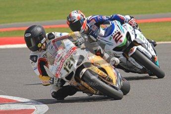 © Octane Photographic Ltd. World Superbike Championship – Silverstone, 2nd Free Practice. Saturday 4th August 2012. Digital Ref : 0446cb7d1698