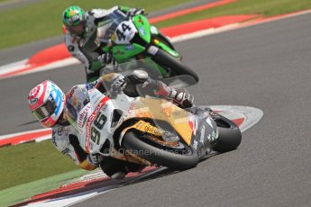 © Octane Photographic Ltd. World Superbike Championship – Silverstone, 2nd Free Practice. Saturday 4th August 2012. Digital Ref : 0446cb7d1772