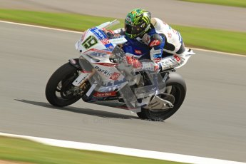 © Octane Photographic Ltd. World Superbike Championship – Silverstone, 2nd Free Practice. Saturday 4th August 2012. Digital Ref : 0446cb7d1897