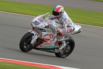 © Octane Photographic Ltd. World Superbike Championship – Silverstone, 2nd Free Practice. Saturday 4th August 2012. Digital Ref : 0446cb7d1908