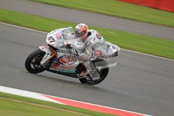 © Octane Photographic Ltd. World Superbike Championship – Silverstone, 2nd Free Practice. Saturday 4th August 2012. Digital Ref : 0446cb7d1990