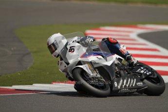 © Octane Photographic Ltd. World Superbike Championship – Silverstone, 2nd Free Practice. Saturday 4th August 2012. Leon Haslam - BMW S1000 RR - BMW Motorrad Motorsport. Digital Ref : 0446lw7d0332