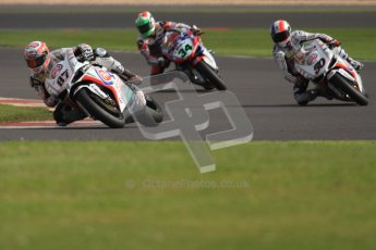 © Octane Photographic Ltd. World Superbike Championship – Silverstone, 2nd Qualifying Practice. Saturday 4th August 2012. Digital Ref : 0445cb7d1440