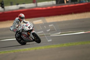 © Octane Photographic Ltd. World Superbike Championship – Silverstone, 2nd Qualifying Practice. Saturday 4th August 2012. Digital Ref : 0445lw1d1159
