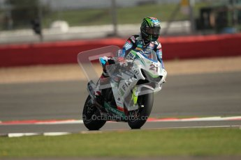 © Octane Photographic Ltd. World Superbike Championship – Silverstone, 2nd Qualifying Practice. Saturday 4th August 2012. Digital Ref : 0445lw1d1222